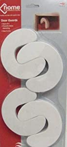 4 PK FOAM DOOR GUARDS