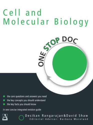 One Stop Doc Cell and Molecular Biology