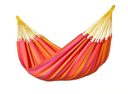 Sonrisa Hammock, SINGLE, MANDARINE POLYPROPYLENE