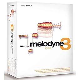Celemony Melodyne3 Studio, ¹