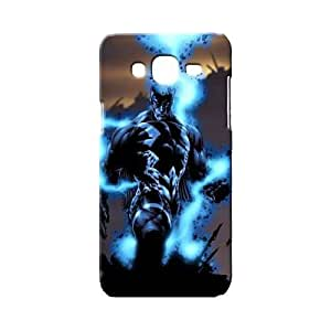 BLUEDIO Designer 3D Printed Back case cover for Samsung Galaxy A8 - G0849