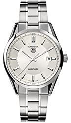 TAG Heuer Men's WV211A.BA0787 Carrera Automatic Stainless Steel Watch