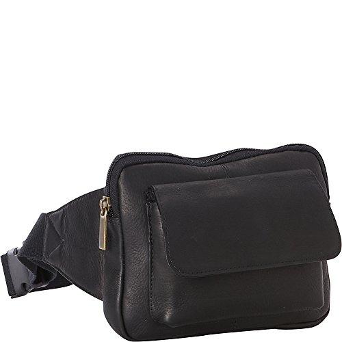 le-donne-leather-journey-waist-bag-black