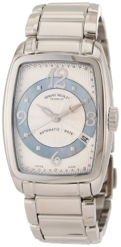 Armand Nicolet Women's 9631A-AK-M9631 TL7 Classic Automatic Stainless-Steel Watch
