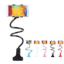 Smart Phones Universal Flexible Long Arm Mobile Phone Holder Stand (Color May Vary)