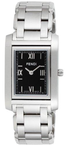 [フェンディ]FENDI 腕時計 LOOP ブラック文字盤 F775310J メンズ 【並行輸入品】