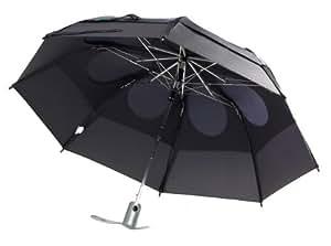 GustBuster Metro 43-Inch Automatic Umbrella (Black)