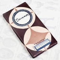 Cinnamon Organic Milk Chocolate Artisan Bar