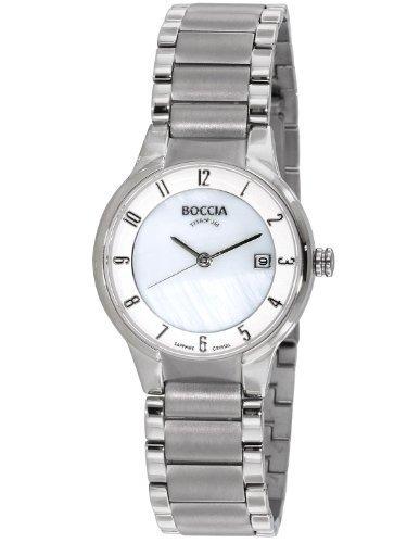 Boccia 3228-01 Titanium Ladies Watch