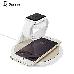 Time Series Charging Bracket/Stand Apple Watch - White