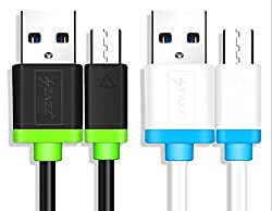 ZAZZ ZAC019 Sync & Charge USB Cable