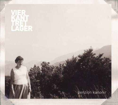 CD - Penzion Kanonir EP von Vierkanttretlager