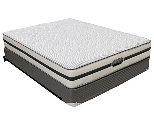 King Size Simmons Beautyrest Mattress front-955951