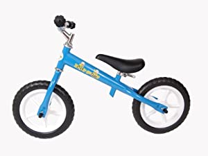Boot Scoot Zoomer Balance Bike Sky Blue
