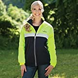 Horseware Corrib Hi-Vis Jacket Fluorescent Yellow X Small