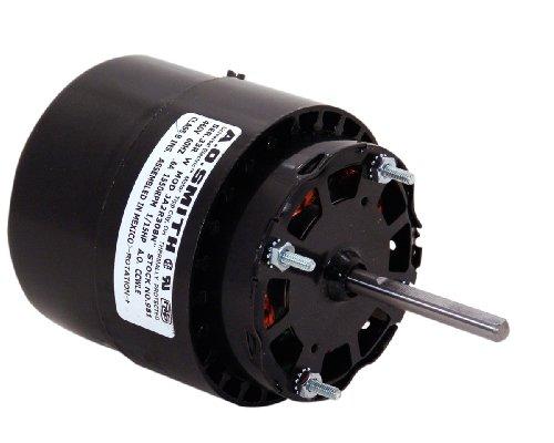 Ao Smith 981 Ge 11 Frame 3.3-Inch Frame Diameter 1/15 Hp 1550 Rpm 460-Volt 0.6-Amp Sleeve Bearing