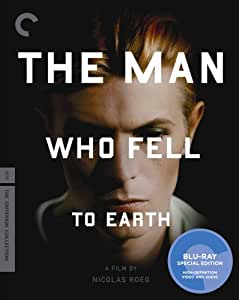 The Man Who Fell to Earth [Blu-ray] [Import]