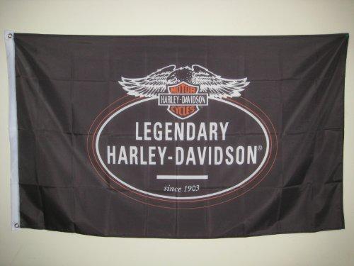 HARLEY-DAVIDSON motorcycle eagle 3x5 FLAG BANNER