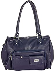 JG Shoppe Blue Casual JGbset Hand-held Bag