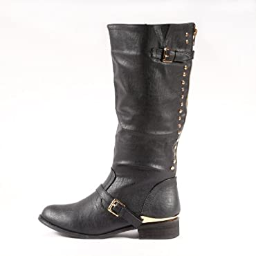 Bucco Pace Knee High Boot