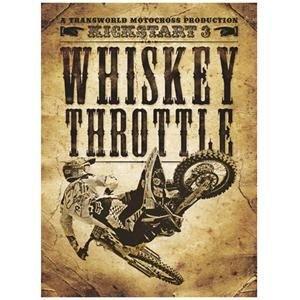 Impact Video Kickstart 3 Whiskey Throttle DVD - --