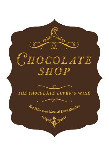 NV Chocolate Shop Chocolate Shop Red 750 mL (Dessert Red Wine compare prices)