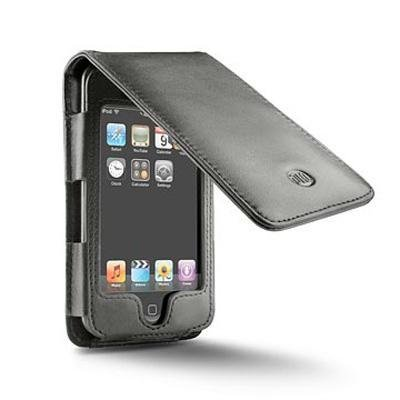 DLO HipCase Eco-Aware Case for iPod touch 1G, 2G, 3G (Black)