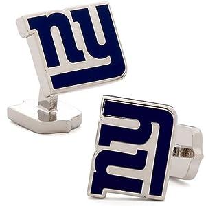New York Giants NFL Sterling Silver Logo
