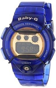 Casio Women's BG1005A-2 Baby-G Marine Resort Blue Digital Watch