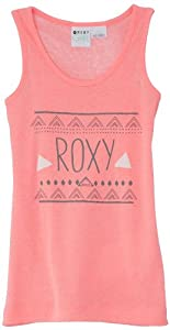Roxy Lani B Screenline T-Shirt Fille Peach Orange FR : 8 ans (Taille Fabricant : 8/S)