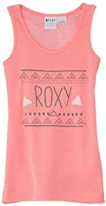 Roxy Lani B Screenline T-Shirt Fille Peach Orange FR : 14 ans (Taille Fabricant : 14/XL)