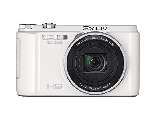 CASIO Digital Camera EXILIM EX-ZR1300WE Discount