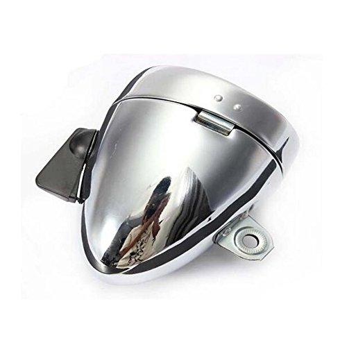 Zimo®Vintage Retro Bicycle Bike Front Light Lamp 7 LED Fixie Headlight with Bracket 1