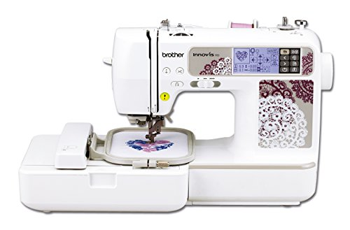 Brother INNOVIS 955 - Máquina de coser y bordar, patchwork y quilting