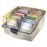 Softworks Tray 100 Capacity Platinum [Electronics]
