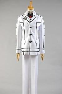 Vampire Knight Kuran Kaname Night Class Uniform Cosplay Costume.Female size
