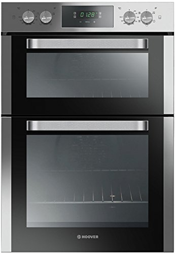 Hoover HO9D3120IN 90cm Built in Stainless Steel Multifunction Double Oven