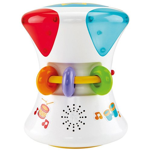 Infant-Tambor-gateos-musicales-Fisher-Price-Mattel-CFN02