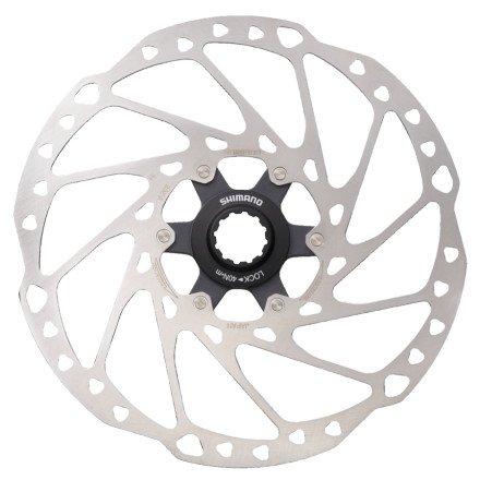Image of Shimano SLX SM-RT64 Disc Brake Rotor - Centerlock (B002WH4B72)