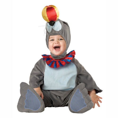 Silly Seal Infant Costume (Boy's Infant Costume)