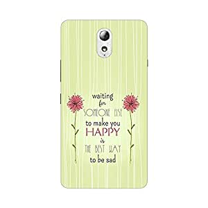 Garmor Designer Silicone Back Cover For Lenovo A6600