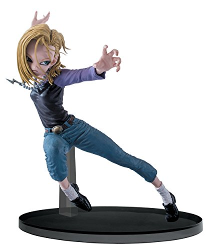 Banpresto Dragon Ball Super 5.9 Android 18 Figure SCultures Big Budoukai 6 Volume 3