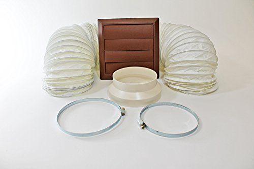 3-metre-extension-hose-and-brown-outlet-flap-to-fit-portable-air-conditioner-connects-easily-to-your