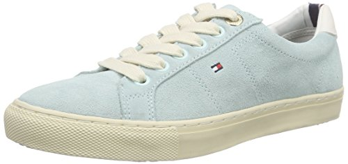 Tommy Hilfiger V1285ALI 1C, Damen Sneakers, Grün (LONGBOARD GREEN 359), 36 EU thumbnail