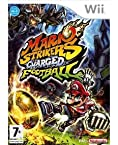 Wii Nintendo Mario Strikers Charged Football NTSC