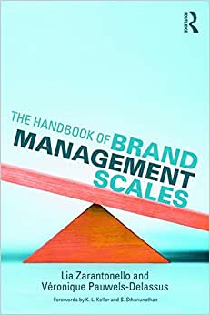 The Handbook Of Brand Management Scales