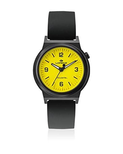 Lorenz Reloj de cuarzo 026955DD Negro 40 mm