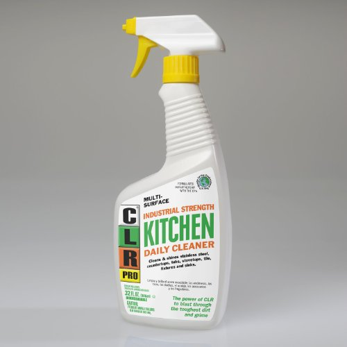 Clr Pro Pb Kitch 32pro Multi Purpose Daily Kitchen Cleaner 32 Oz Trigger Spray General General