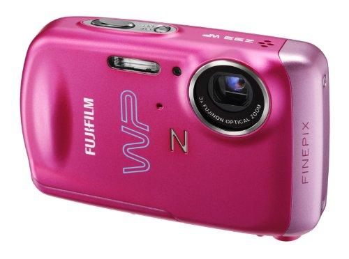 Fujifilm Finepix Z33WP Digital Camera - Pink (10MP, 3x Optical Zoom) 2.7
