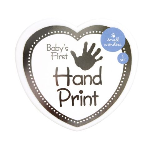 Small Wonders - Baby's First - Handprint Set - 1